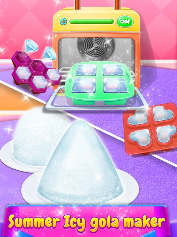 Ice Dish Maker - Summer Fun screenshot 7