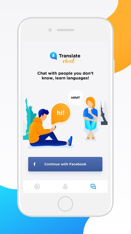 Chat with Translator screenshot-3