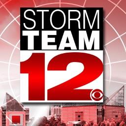 WDEF Storm Team 12 Weather