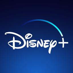 Ícone do app Disney+