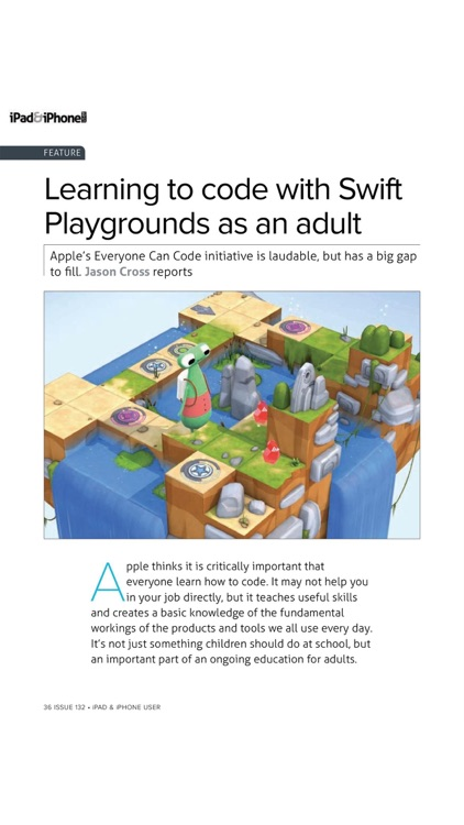 iPad & iPhone User magazine: Apple iOS to the core: news, tutorials, reviews and apps screenshot-4