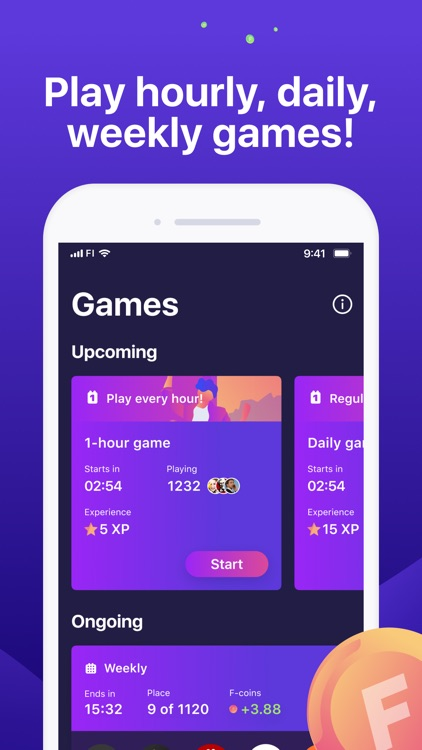 Fantasy Invest: A Stock Game screenshot-3
