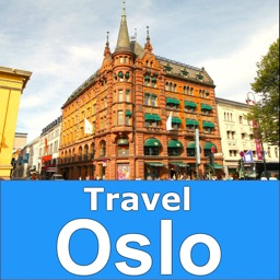 Oslo, Norway – City Travel Map