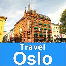 Oslo, Norway – City Travel Map