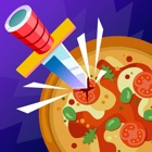 Knife Dash: Hit To Crush Pizza icon