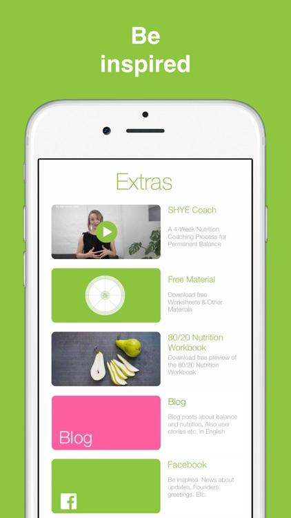 See How You Eat Food Diary App screenshot-9