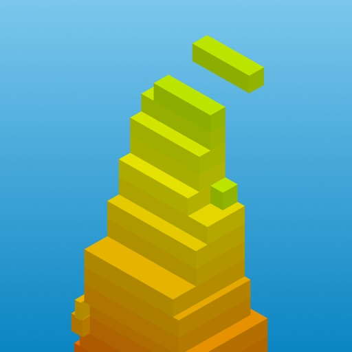 Cuboid Stack for iPhone