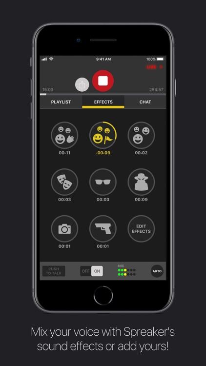 Spreaker Studio screenshot-0