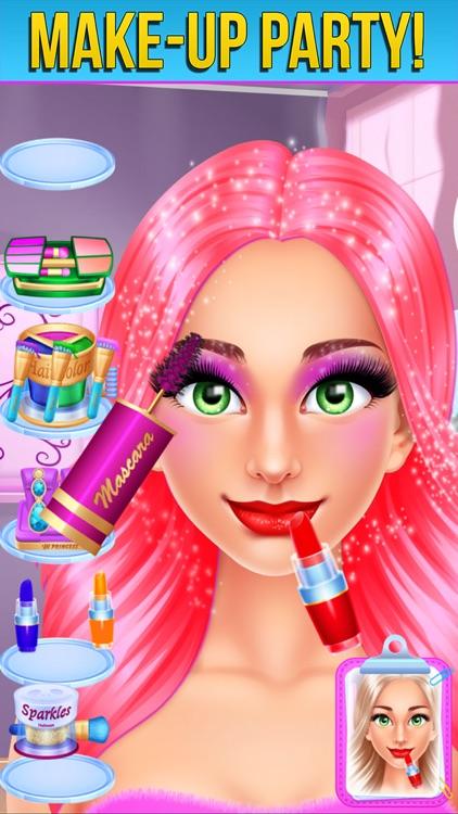 Hair Salon - Makeover Party screenshot-4