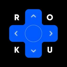 Smart Roku TV Remote Control