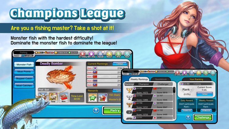 Fishing Superstars : Season 5 screenshot-3