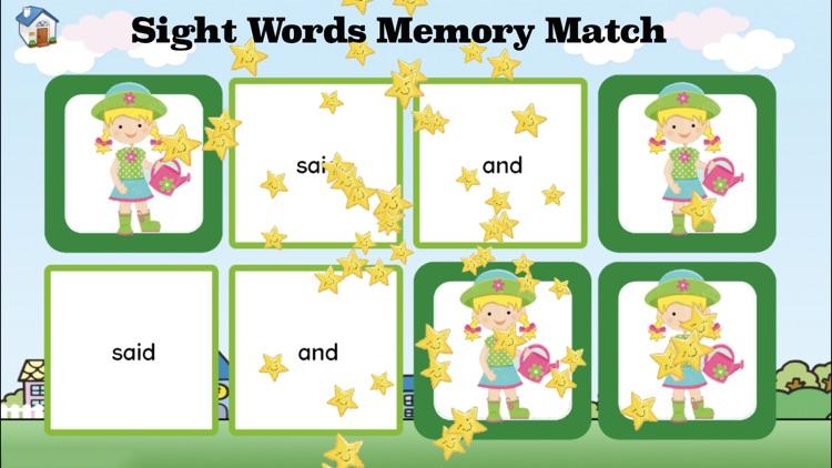 Sight Words Games & Activities screenshot-4