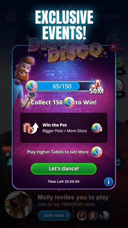 Poker Face - Meet & Play Live screenshot-4