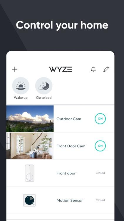 Wyze - Make Your Home Smarter screenshot-7