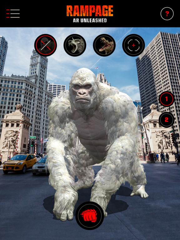 Rampage: AR Unleashed screenshot 9