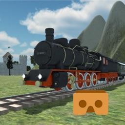 VR Steam Train Sim