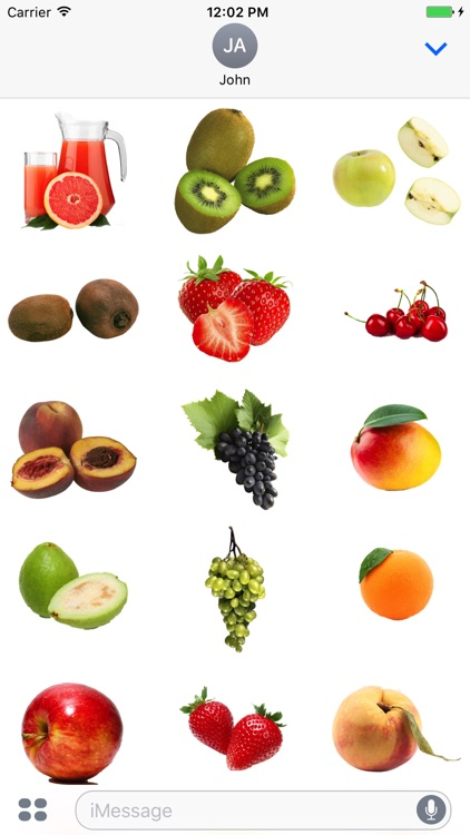 Fun Fruits Pack