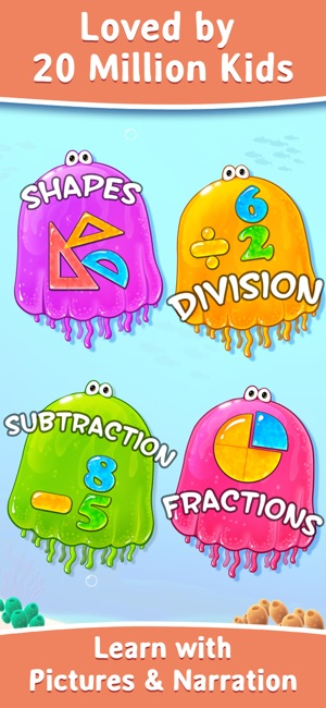 Grades K-5 Math Learning Games on the App Store