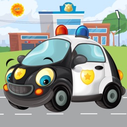 Police Car Games for Driving