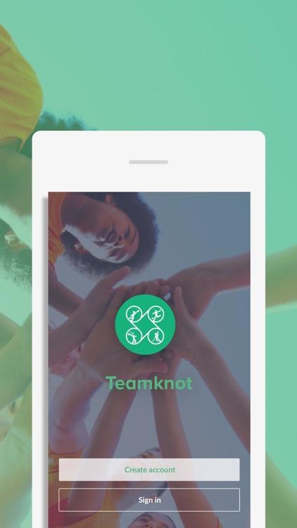 TeamKnot Sport club management