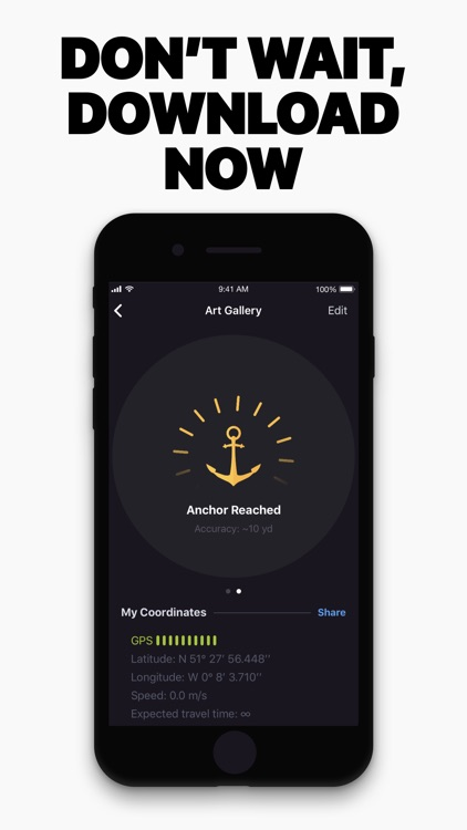 Anchor Pointer GPS screenshot-5