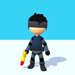 Sniper Runner: 3D Shooter