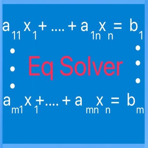 EqSolver Basic Calculator