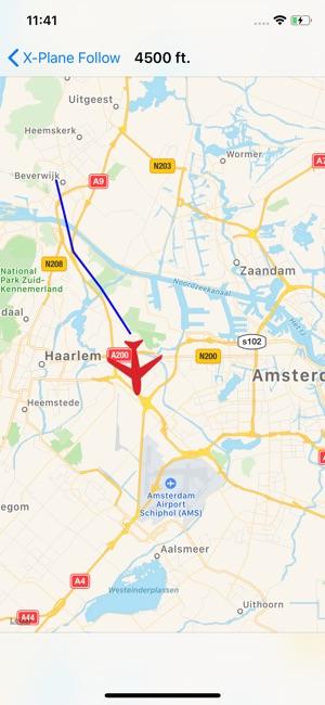 X-Plane Follow