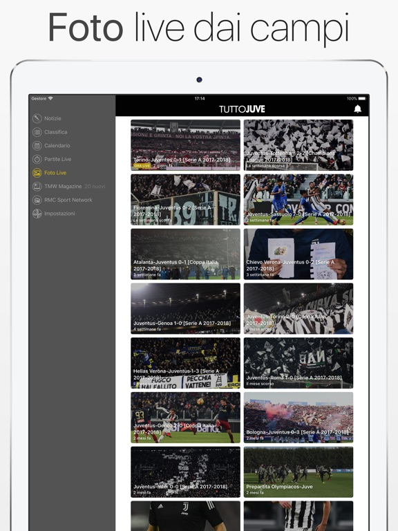 TuttoJuve.com Скриншоты8