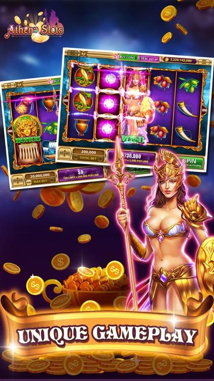Athena Slots-funny slots
