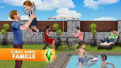 Les Sims Freeplay sur iPad-capture-4