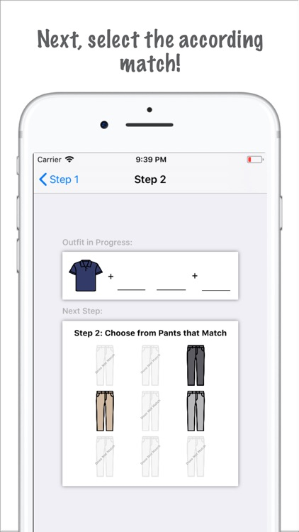 Clothes Matcher Pro screenshot-3
