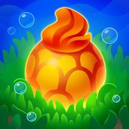Sea Life - fish game & match3