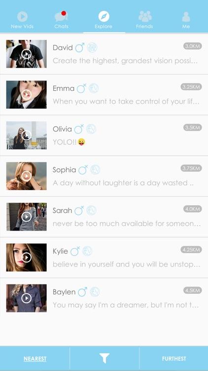 VidzChat screenshot-3