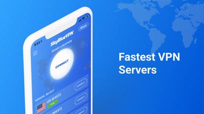 SkyBlueVPN: VPN & Ad BlockerScreenshot von 4