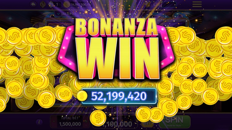 Bonanza Party: 777 Slot Casino screenshot-8