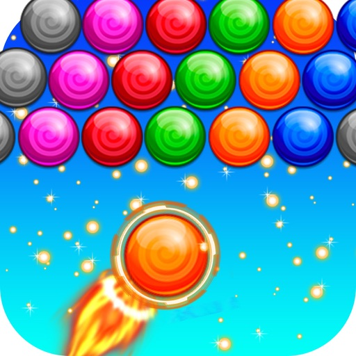 Bubble Gyrate Shooter