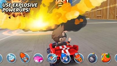 Boom Karts -Multiplayer Racing screenshot 2