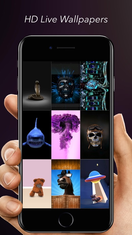 ThemeZone - Live Wallpapers screenshot-5