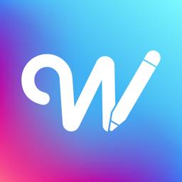 Ícone do app Writey - Practice Handwriting
