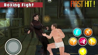 Master Boxing Fighting Screenshot on iOS