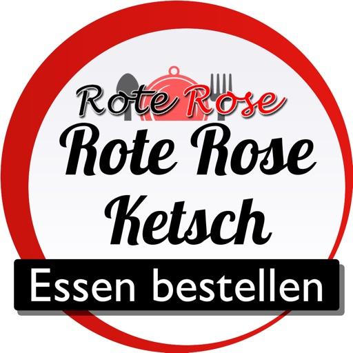 Rote Rose Ketsch