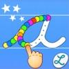 Cursive Letters Writing Wizard - iPadアプリ
