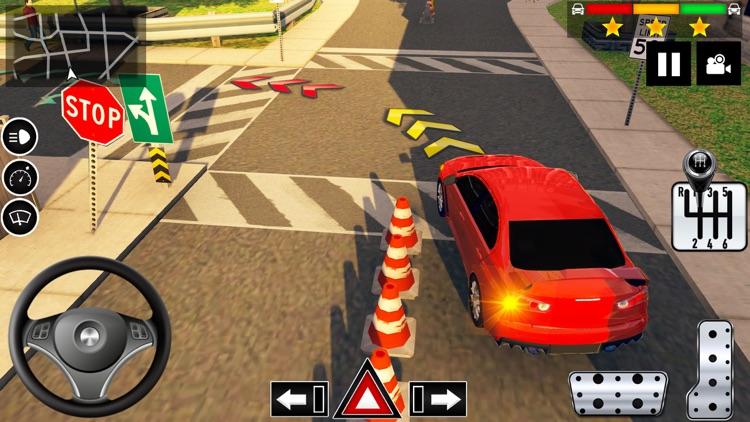 Super Car Driving School 2021 screenshot-7