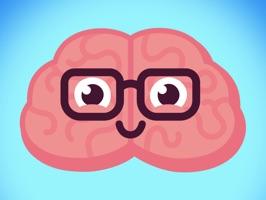 Brainy Brain Activity Stickers