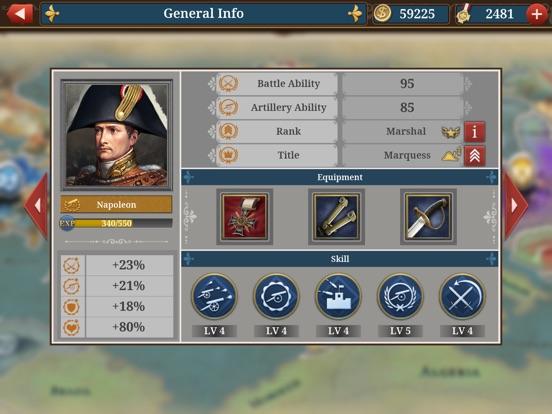 European War 6: 1804 screenshot 16
