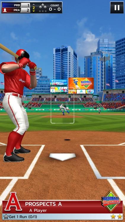 Baseball Megastar screenshot-0