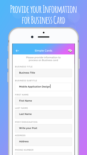 Ibusiness card maker on the app store ibusiness card maker on the app store colourmoves