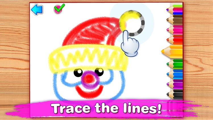 DRAWING for Toddlers Kids Apps screenshot-1