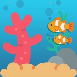 Mini Aquarium - Fish Tank